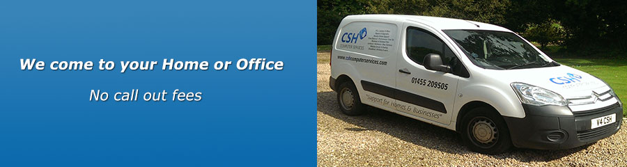 We come to your Home or Office
