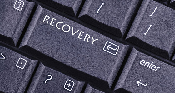 Recovering your computer