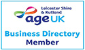 Member of the Age UK Leicestershire & Rutland Business Directory